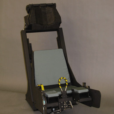 See the F-18 Flight Simulator Ejection Seat Gallery